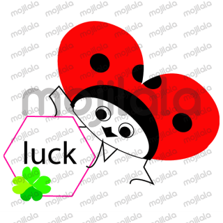 """ToTTii"" is a new emoji ladybug what shows daily activity very emotional and funny"