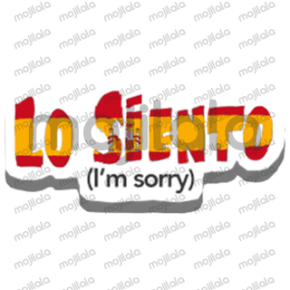 This sticker pack aims to teach and share Spanish version of everyday sayings to other people interested in the Spanish language.