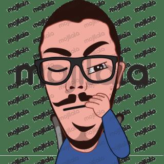 Sticker ufficiali di Iacopo Melio