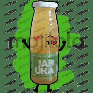 Cute juice stickers