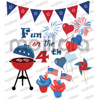 4th of july American holiday