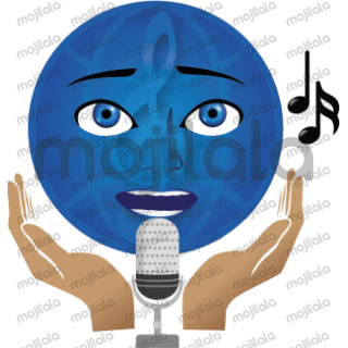 Expressing harmony, peace and love for all through our new emoji will connect us all!