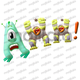 Mash up letters with cool monsters and you get the Letter Beasties!  Meet your new BEaST friends!