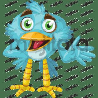bird salutation