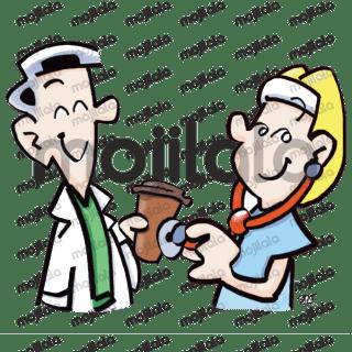 ER Emojis! Des Emojis humoristiques sur les urgences et le domaine de la santé!