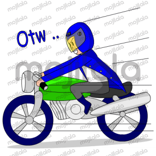 hello, would you join me to ride my motorcycle?
