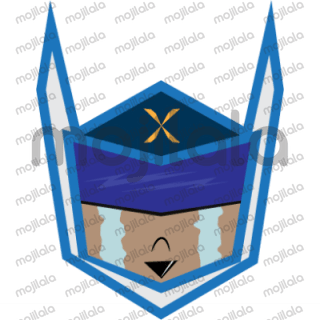 X-Hero is a modern soldier who have many emotions.