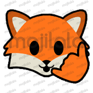 80 emojis of cute little fox! :) Have fun with them!