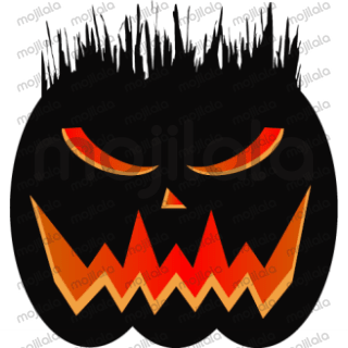 Halloween without a pumpkin, is it ever possible? Meet Grumpy Pumpky, a cute pumpkin cartoon who will make you smile.