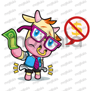 Ajay is a naughty baby bull, he hates doing his chores, cleaning behind his ears and eating vegetables.