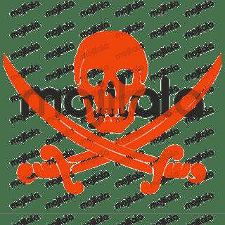 skulls stickers