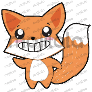 Coco, the feisty fox is here with all her adorable moods.