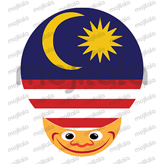 World flags smiley