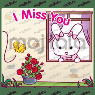 Pink Rabbit Princess