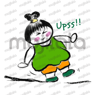 Make your chat more expressive with Denok's Stikers