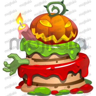 Funny character Halloween