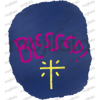Christian themed stickers that provide comfort, kindness, and praise.