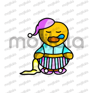 Ducky is here to fill your day with fun and love, use ducky everyday and enjoy his cuteness everyday :))))  Set of 40 Stickers