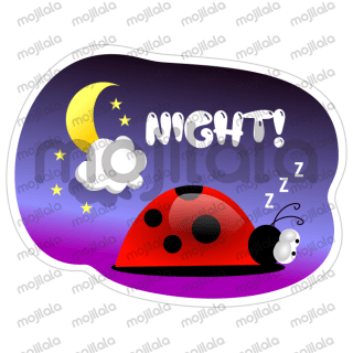 Lady Liss is a funny ladybug a symbol of good luck and joy. Ladybug symbolism is centered around positivity and happiness. Seeing a ladybug is considered as a good omen and therfore design is done to be fresh, optimistic and colorful.