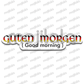 This sticker pack aims to teach and share the German version of everyday sayings to other people interested in learning the German language.
