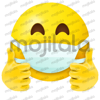 Emoticons turned into stickers that can be used in day to day chats among family and friends