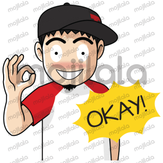 Skateboy is a cool, awesome character will make you chat more fun.