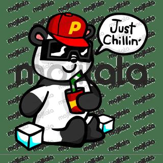 A fun Panda Bear.