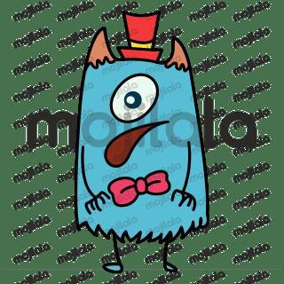 Get alienized withDobie - Cute Alien!!