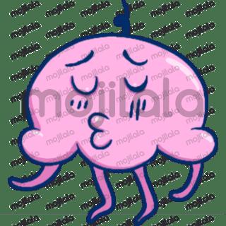 Cute Jellyfish emoji