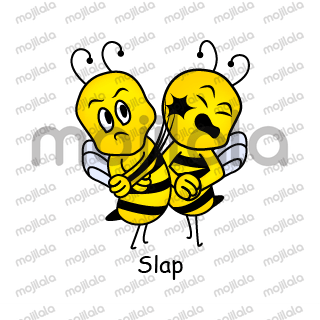 Honey Bee Stickers