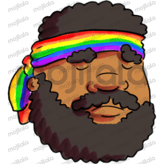 This year share the beauty of the LGBTQ community by chatting up a storm with this pride sticker pack! Created in collaboration with amazing artist Patrick (bearpadshop on Instagram), these stickers remind us of the diversity in the queer community. 