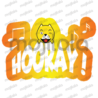 "We give you ""Yoctero Dog Jumbo Text Edition"" - More easy to deliver your feeling with stickers & make the receivers happy as well. You are going to love these Stickers ."