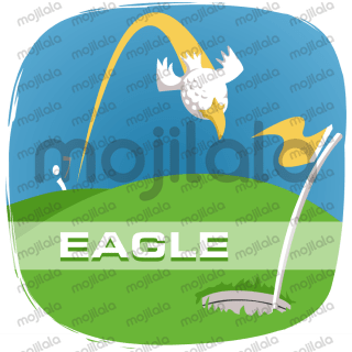 20 Golf themed stickers...