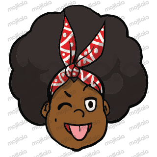 Kwaku is a jovial character and a cool dude who is enthusiastic about creating humour out of situations. Ama is a sassy girl who brings a spark of attitude to any conversation. Kwaku's lively charm is focused on making people around him happy whiles Ama is bold and confident with zero tolerance for irrelevant humour. They are best friends who compliment each others personality.