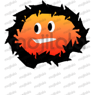 Here are four expressions from our Tropical Hurricane Sticker collection. More coming soon!