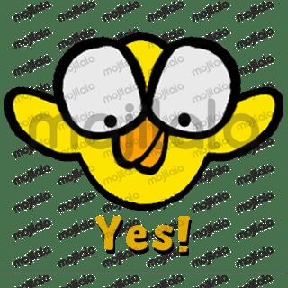 ピーナッツの卵から誕生したチキン、ビーチキ君!