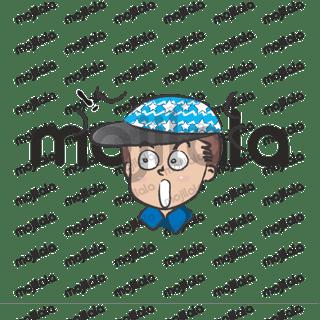 France little Boy wearing cap