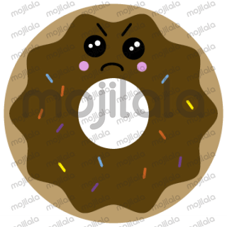 sweet donuts.