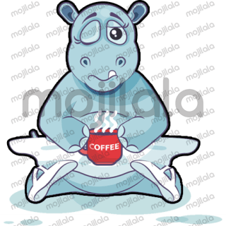 Kiki, your super friendly neighbourhood hippo is looking for friends.