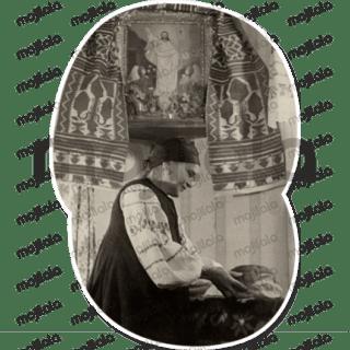 Святкові стікери до Великодня від Музею Івана Гончара. Кожен стікер унікальний - це фрагмент експонату з багатовічною історією з колекції музею. Завантажуйте та вітайте рідних особливо!