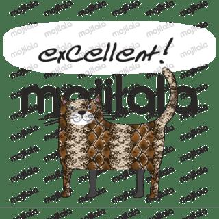 the cute cat talk
