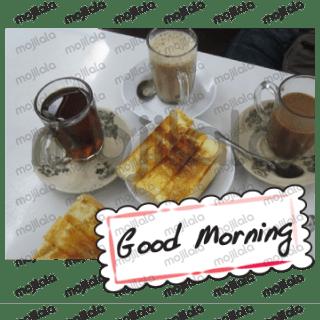 Breakfast series so nice~