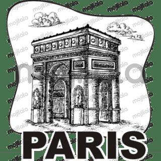 world landmark sticker