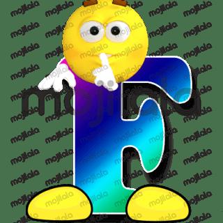 alphabet smiley