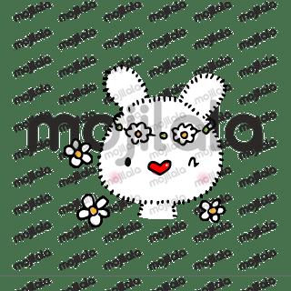 cute cartoon rabbit emoji