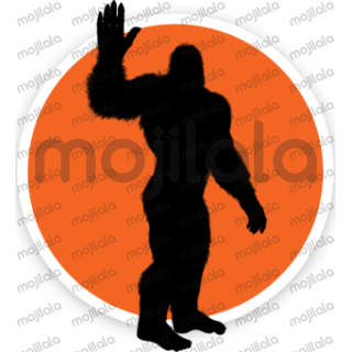 You can finally squatch your friends in a message with 14 BIG iconic Bigfoot/Sasquatch stickers ready to make a BIG impact on your messages. Choose from 14 silhouette poses including: