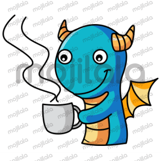 Be a part of the magical land with Wheezie - Cute Dragon