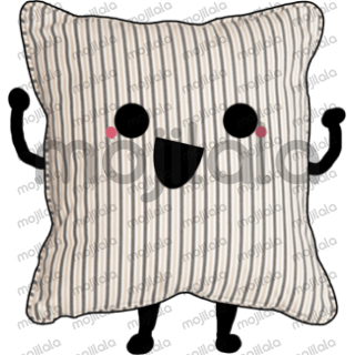 Sweet and cool pillows package.