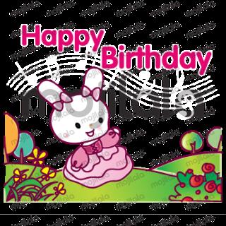 Pink Rabbit Princess3