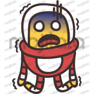 Spice up your day with Cosmo, the expressive spaceman!